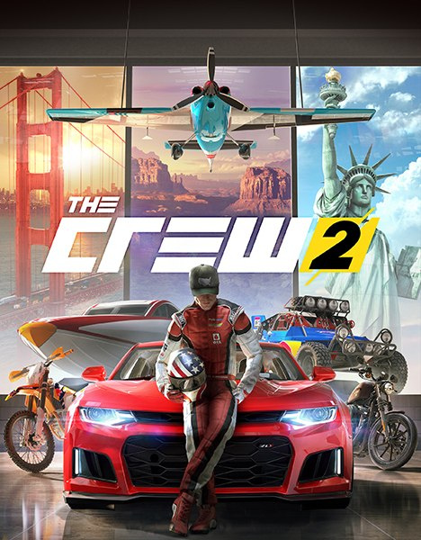 The Crew 2 Deluxe Edition XBOX One KOD KLUCZ