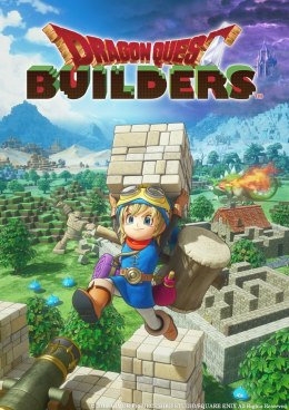 Dragon Quest Builders Nintendo Switch KOD KLUCZ