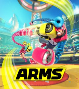ARMS Nintendo Switch KOD KLUCZ