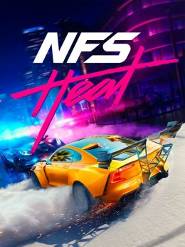 Need for Speed Heat PS4 KOD KLUCZ