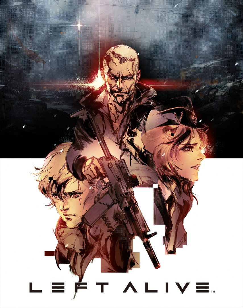 LEFT ALIVE Steam KOD KLUCZ