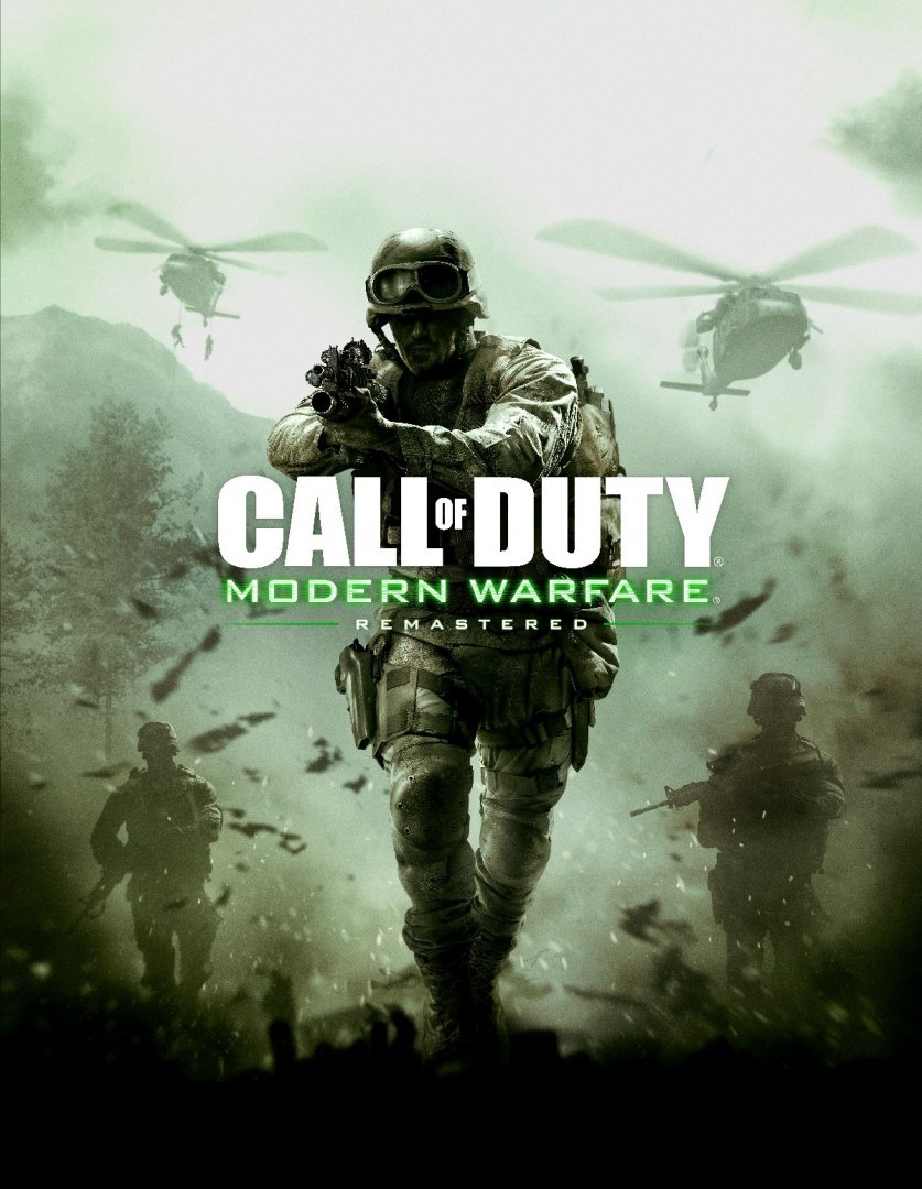 Call of Duty Modern Warfare Remastered XBOX One KOD KLUCZ