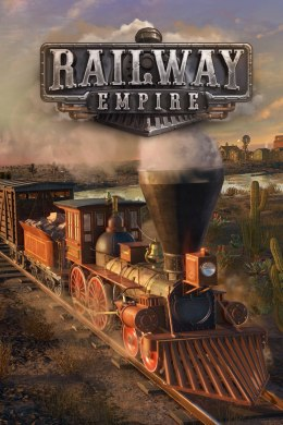 Railway Empire PS4 KOD KLUCZ